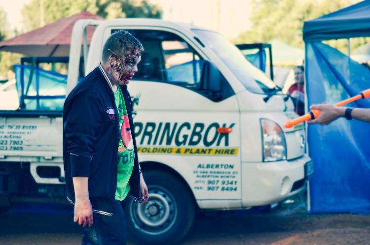 Springbok Zombie