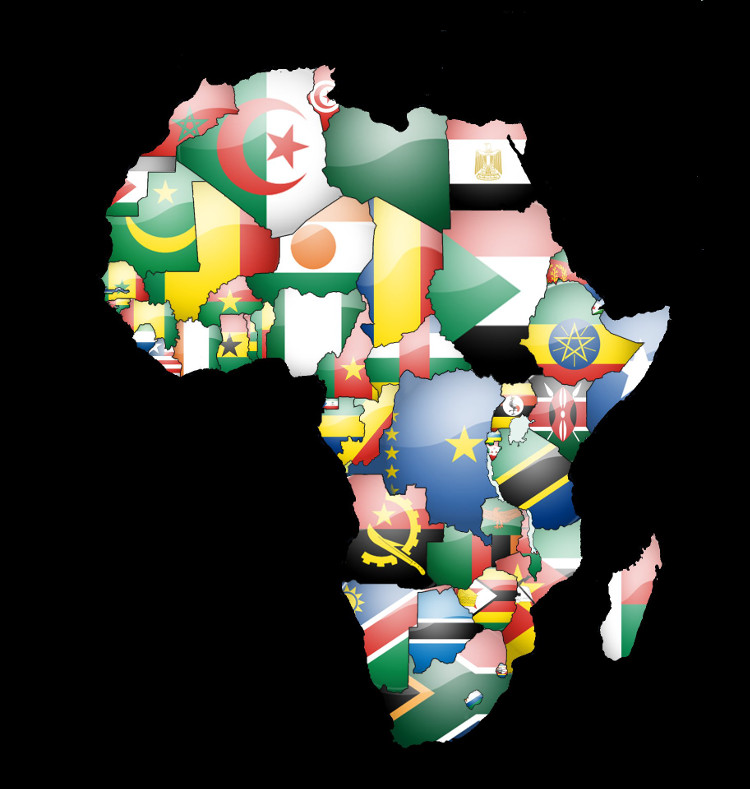 Africa_Flag_Mapl