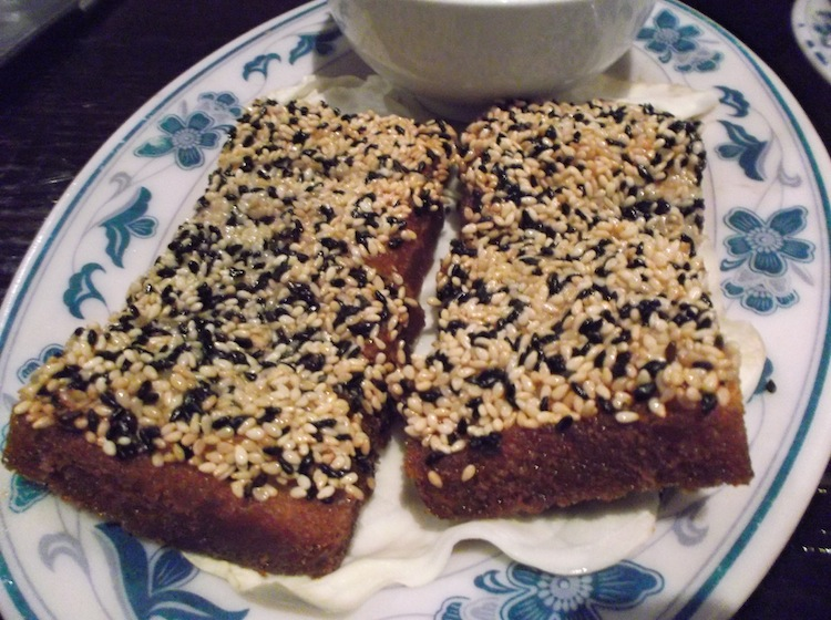 Prawn Toasts