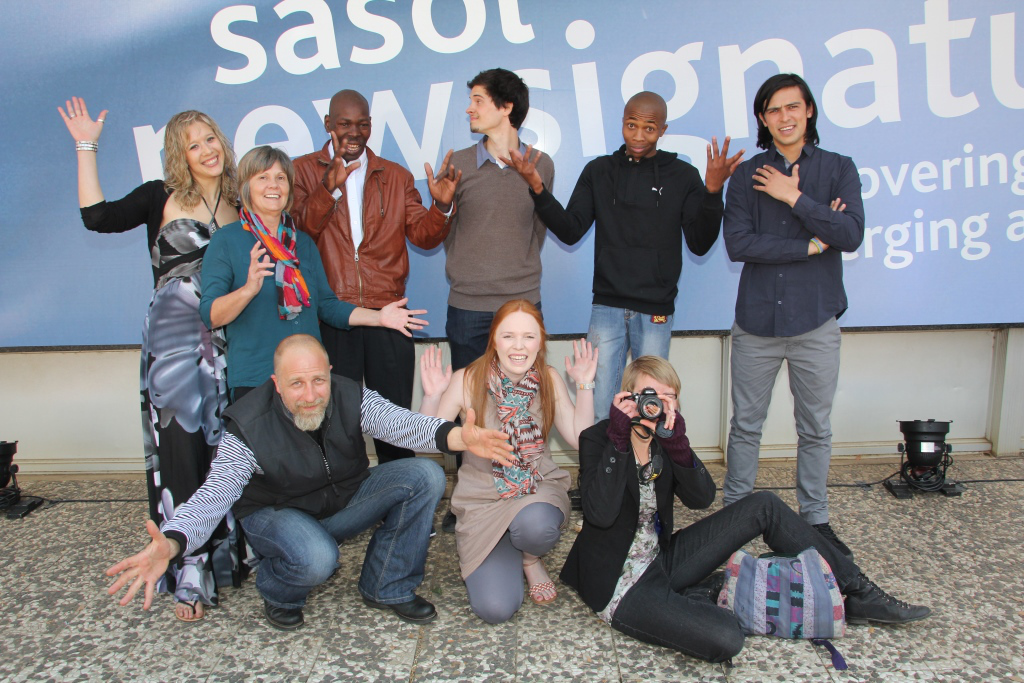 Sasol New Signatures Finalists