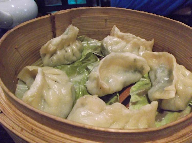 Steamed Veggie Dumplings