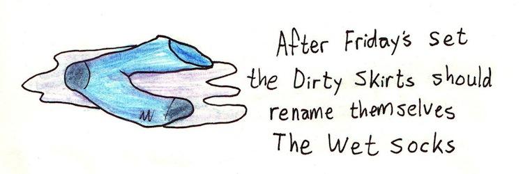 Wet Sock