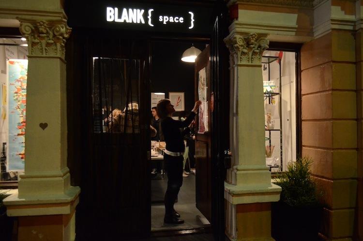 Blankspace