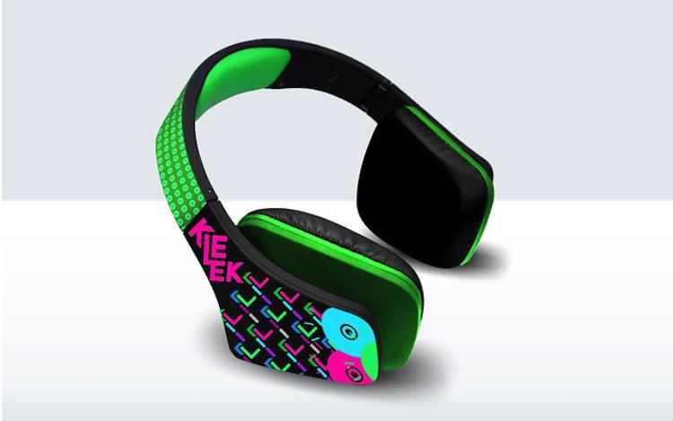 The Kleek Headphones