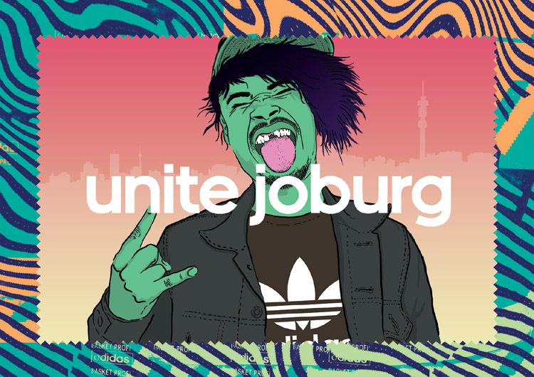 Adidas Originals Unite Joburg_Danny Brown