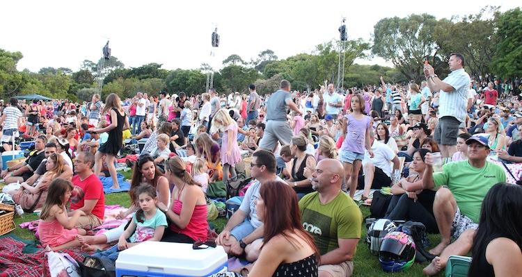 Kirstenbosch Concert
