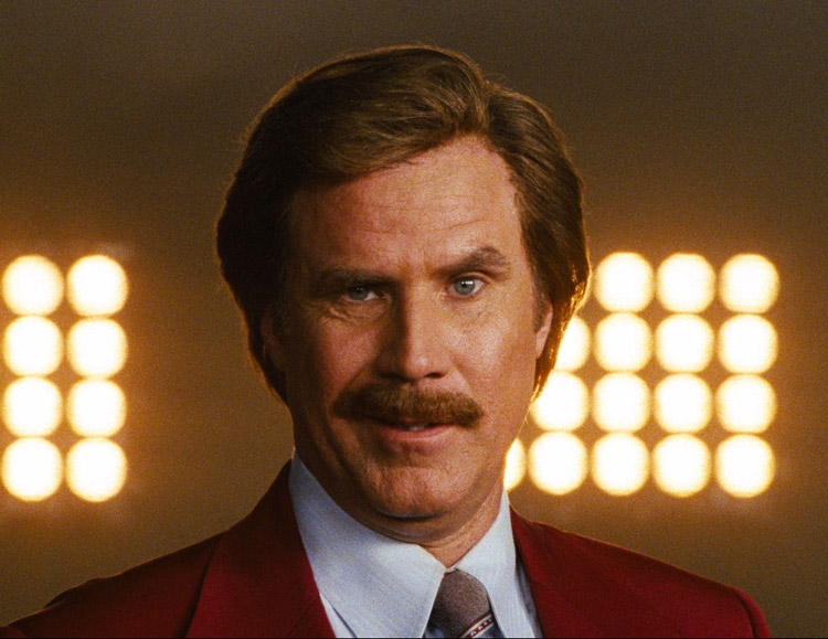 Ron Burgundy Anchorman