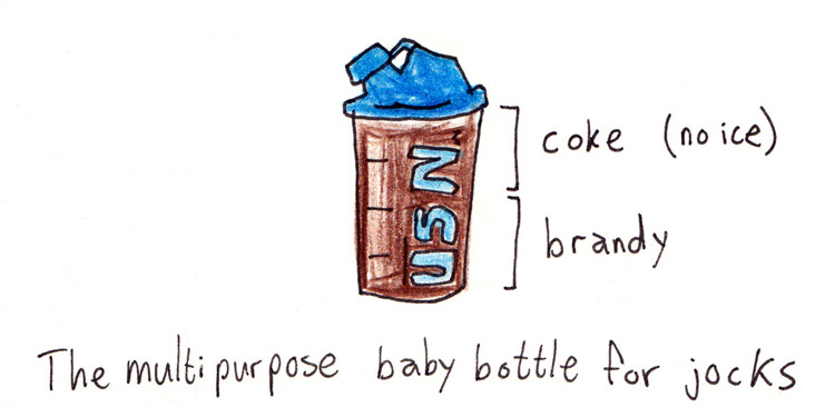 usn bottle