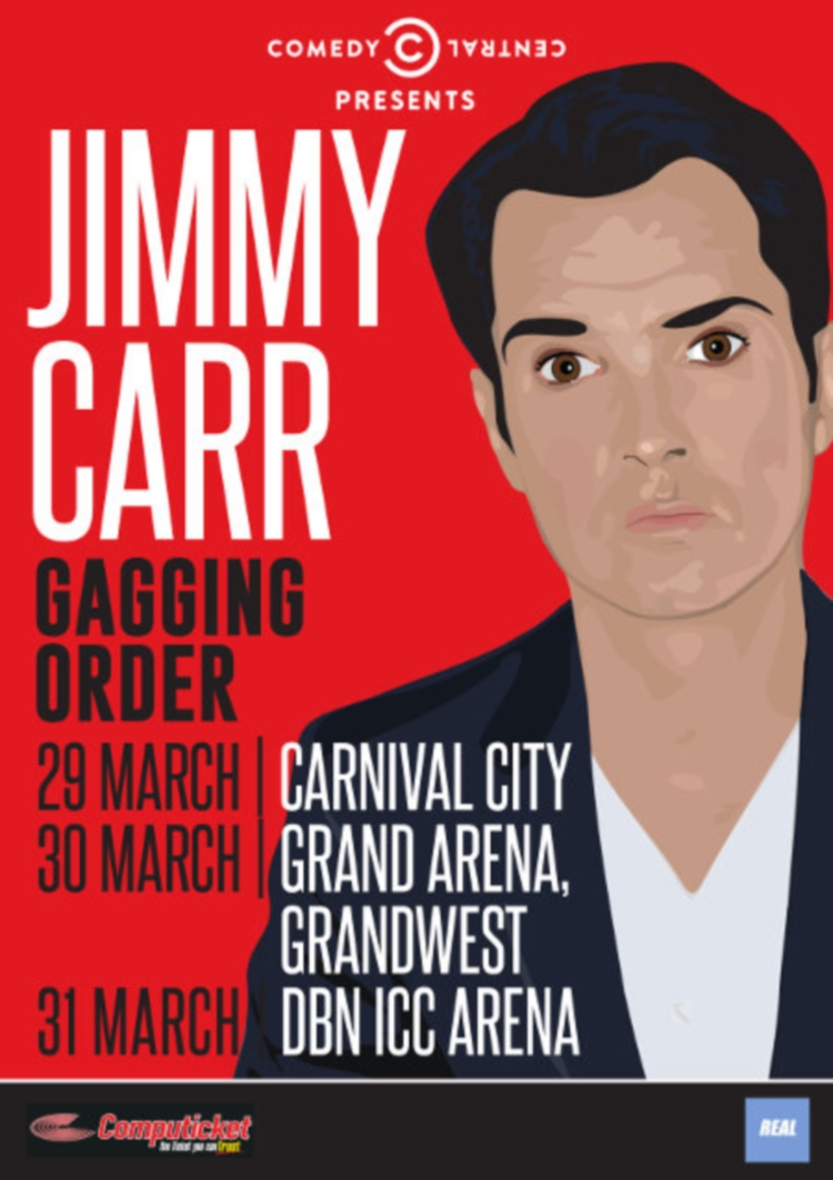 JImmy_Carr_Gagging_Order_Poster