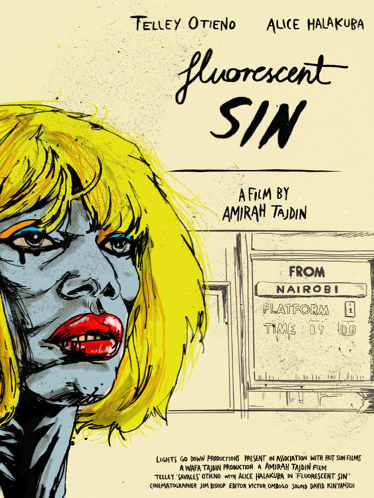 FLOURESCENT SIN