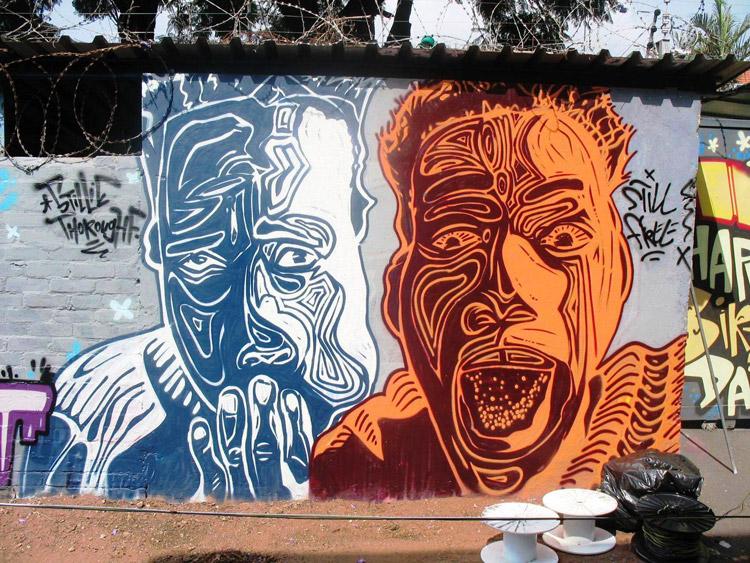 'Still Free', Durban, 2012