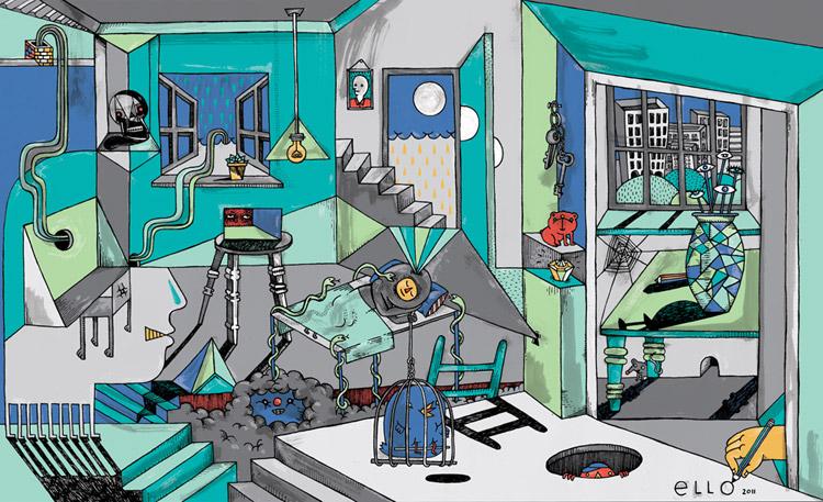 Ello room