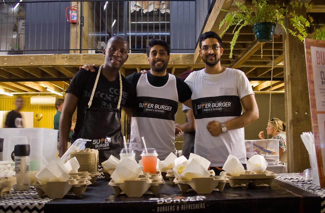 Super Burger Crew